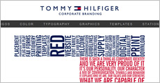 Tommy corporate identity
