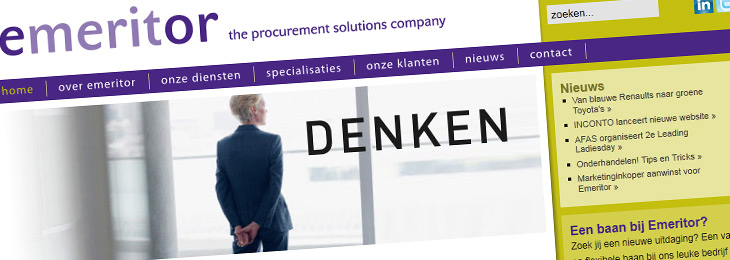 Emeritor Procurement Services